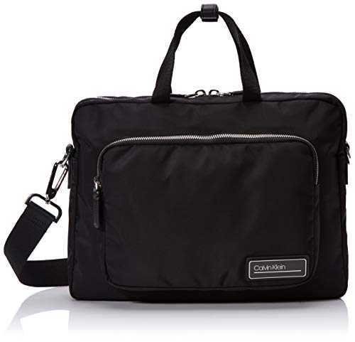 Calvin Klein Primary Slim Laptop Bag, Sacs portés...