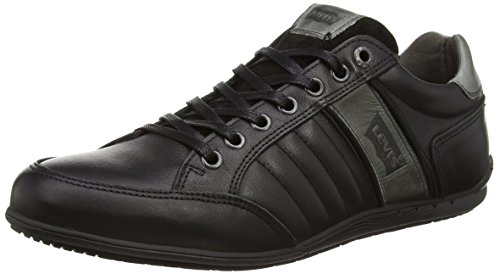 Levi'S - Sebastopol Refresh, Sneakers da uomo, nero (59 regular black), 44