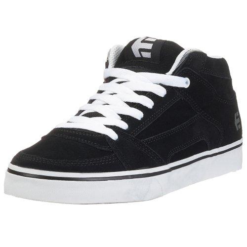 Etnies RVM, Herren Skateboardschuhe, Schwarz (976 , BLACK/WHITE), 43 EU (Mid Skate 2 Schuhe)
