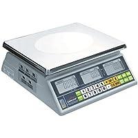 Lacor 61730 - Bascula electrónica con base cuadrada, ...