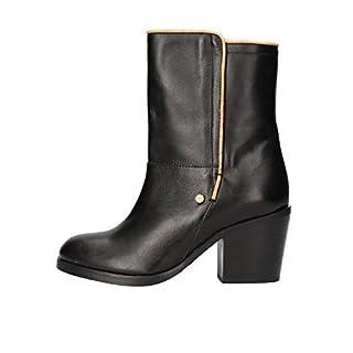 1a CLASSE ALVIERO MARTINI Women's Boots Black Size: 6.5