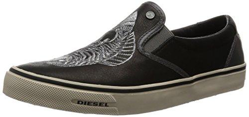 Diesel Herren Schuhe- Sub-Ways Metro-Poliss Y01049 P0911 H1888 - Sneaker - Man Sneakers Shoes - Gr: 41 EU/8.5 US (Sneakers Schuhe Diesel)