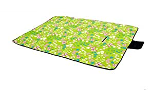 Outdoor Resistant To Moisture Suede The Whole Family Cozy Camping Blankets Picnic Blanket 200 * 300cm,A
