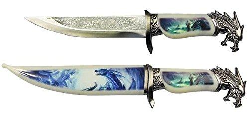Vogler Drachendolch mit Messerscheide