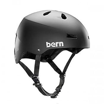 Bern Macon H20 casco Black...