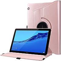 Fintie Funda Giratoria para Huawei MediaPad T5 10 - Rotación de 360 Grados  Carcasa con Función 80e6b4b742a9