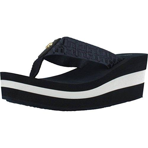 Sandalen/Sandaletten, color Blau , marca TOMMY HILFIGER, modelo Sandalen/Sandaletten TOMMY HILFIGER MARIAH 2D Blau