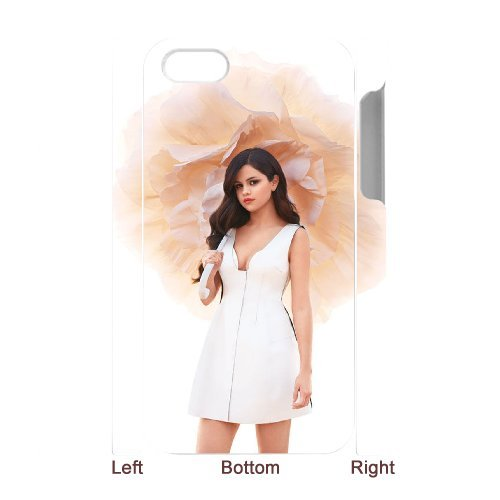 LP-LG Phone Case Of Selena Gomez For Iphone 5C [Pattern-6] Pattern-2