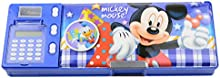 Disney Mickey Minnie plástico lápiz casos / cajas de lápices 83047-08