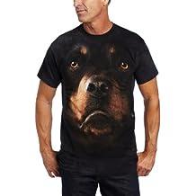 The Mountain Männer Rottweiler Face T-Shirt