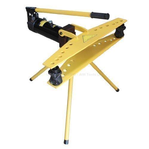 Preisvergleich Produktbild Merry Tools hydraulische Rohrbiegemaschine Schwerlast 21.3mm bis 60mm 371274 SWG-2A