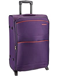 Aristocrat Teana Polyester 66 cms Soft Sided Suitcase