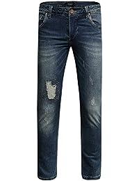 SSLR Jeans Distressed - Slim fit - pour Homme