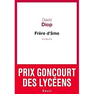 Frère d'âme (Cadre rouge) (French Edition)