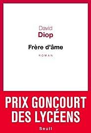 Frère d'âme - Prix Goncourt des lycéens 2018 (Cadre ro