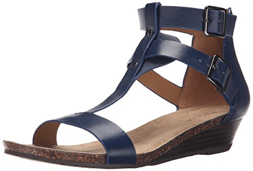 kenneth-cole-reaction-great-step-femmes-us-65-bleu-talons-compenses