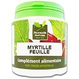 Myrtille feuille60 gélules végétales