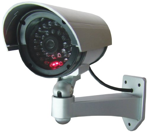 Am-Tech Dummy Security Camera with Led