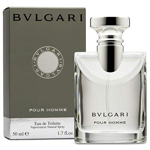 Bvlgari Pour Homme homme / men, Eau de Toilette, Vaprisateur / Spray, 50 ml