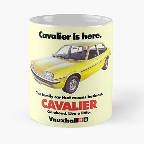 Vauxhall Cavalier Classic Mug