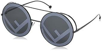 33b02d69f704 Fendi Women s FF 0285 S MD 807 63 Sunglasses