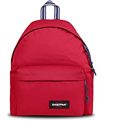 Eastpak mochilas baratas Padded PAK'R Infantil Rojo
