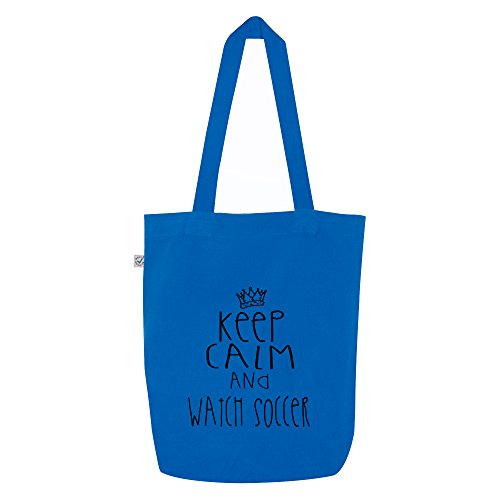 keep-calm-and-watch-soccer-motiv-auf-umhangetasche-jutebeutel-tasche-stylisches-modeaccessoire-unise