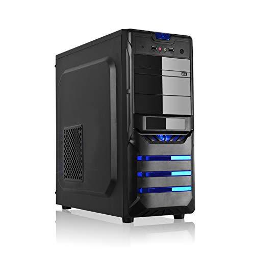TORRE ATX L-LINK LEONIS 500W NEGRA FUENTE 500W 1XUSB 3.0 1XUSB 2.0