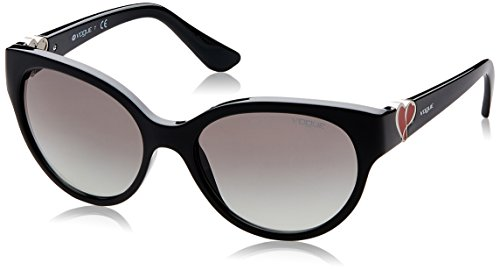 Vogue Gradient Women'S Sunglasses - (0Vo5035Sw44/1156|55. 9|Grey Gradient) image
