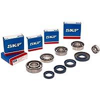 AKF Set: Kugellager und Wellendichtringe - für Simson S51, S70, S53, S83, KR51/2 Schwalbe, SR50, SR80