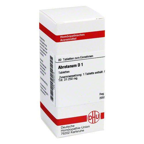 ABROTANUM D 1, 80 St