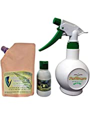 PerFarmers Organic Neem Oil 250ml with Spray Bottle 500ml Capacity