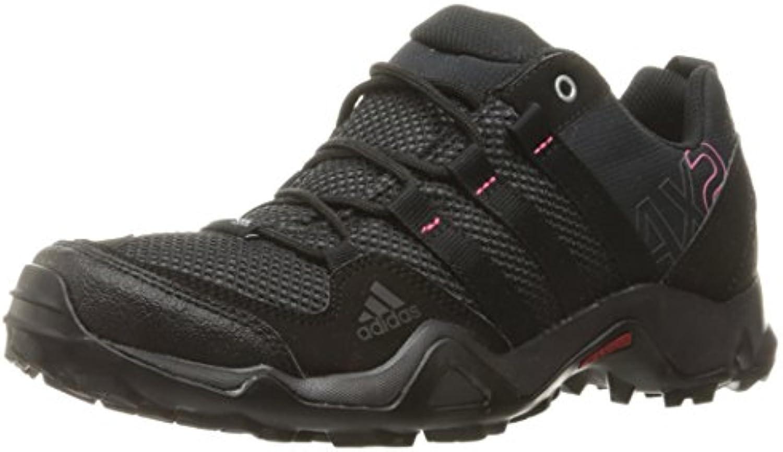 Adidas exterior Ax2 cartón / negro / marrón óxido zapatilla de deporte de 6 B (m)