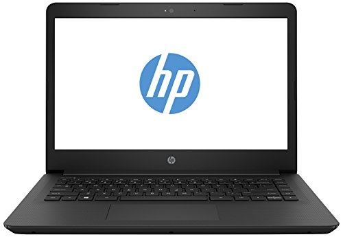 HP 14-bp013ng (14 Zoll / HD SVA) Laptop (Intel Core i5-7200U, 8 GB RAM, 1 TB HDD, 128 GB SSD, Intel HD Grafik, Windows 10 Home 64) schwarz