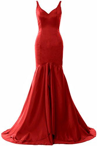 MACloth - Robe - Femme Rouge