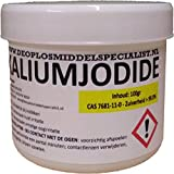 Kaliumiodid 100g (Kaliumjodid KI2 99.9%)