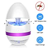 Sunnest Bug Zapper, Mosquito Killer Lamp, Electronic Insect Killer, Safe USB Powered Mosquito