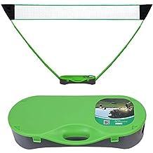 Portátil Multi-Bola de bádminton Voleibol de Playa Neto, fácil configuración, características Carry Almacenamiento Incorporado en la Base, El Tiempo de Prueba de Materiales