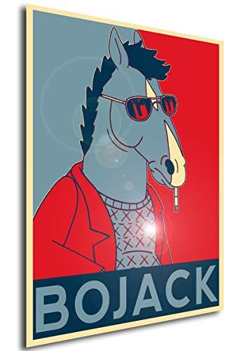 Instabuy Poster Bojack Horseman Propaganda Bojack - A3 (42x30 cm)