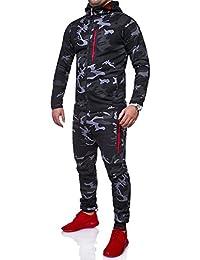 MT Styles jogging survêtement HARLEM homme TR-5037