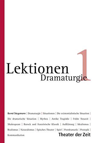 Dramaturgie (Lektionen)