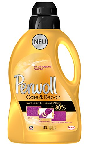 Perwoll Care & Repair, 4er Pack (4 x 20 Waschladungen)