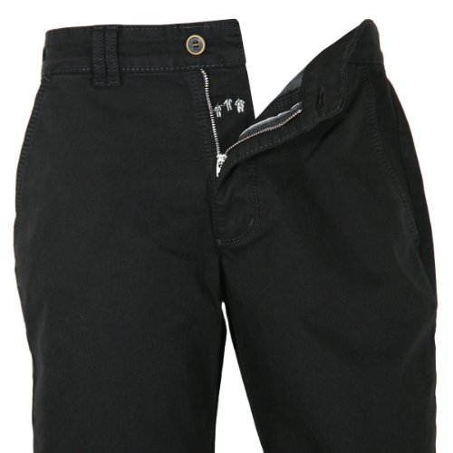 JOKER Jeans Marvin Heringsbone black Schwarz