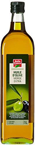 Belle France Huile d'Olive Vierge Extra 1 L - Lot de 2
