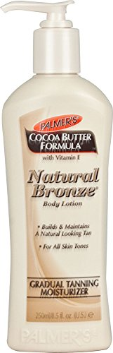 palmer's cocoa butter formula with vitamin e natural bronze body lotion 250ml