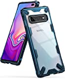Ringke Fusion-X Designed for Galaxy S10 Plus Case, Built in