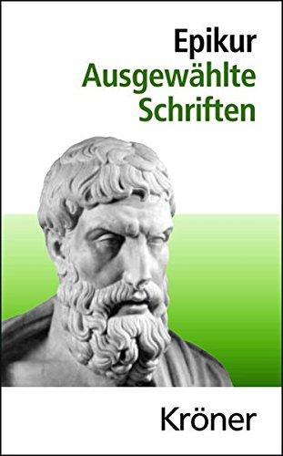 Ausgewählte Schriften (Kröners Taschenausgaben (KTA))