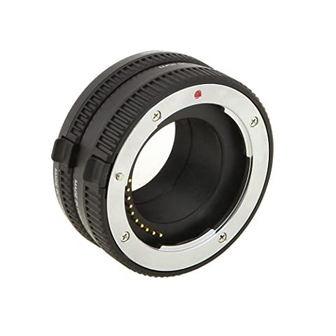 Auto Focus Extension Tube Close Shot Adapter Ring Lens for Fujifilm X Lens Mount Camera X-e1, X-e2, X-pro1 Et