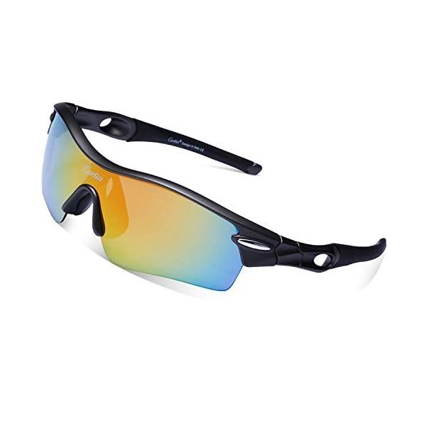 40c3a15ae ... 5 Lentes de Cambios Incluido para Deporte y Aire Libre Ciclismo  Conducción Pesca Esquiar Golf Correr B. 🔍. Envío Gratis Envío Gratis