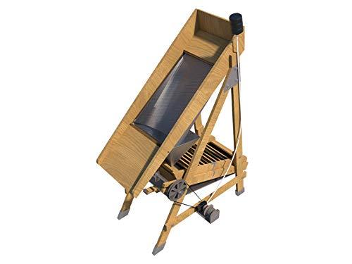 Construisez Votre Propre Doré à Bascule Boîte Circulateurs Plans DIY Prospection (Géologie) Minière d'équipement